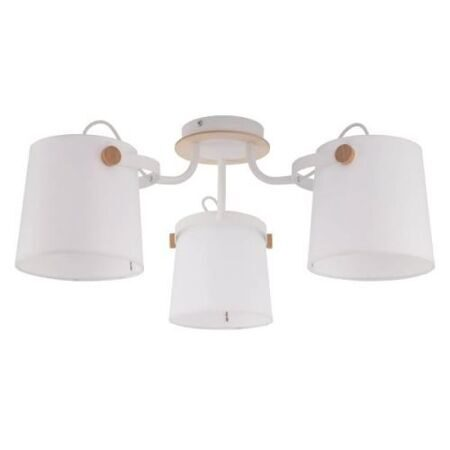 Люстра TK LIGHTING ЕВ-1253 Click White 3